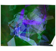 Abstract Polygons 14 Poster