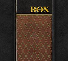 Vox Guitar Amplifier by Alisdair Binning
