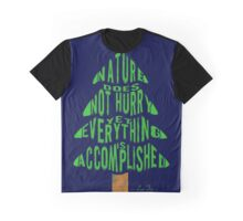 Everything is Accomplished. Graphic T-Shirt