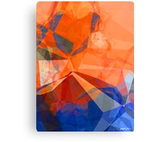 Abstract Polygons 30 Canvas Print