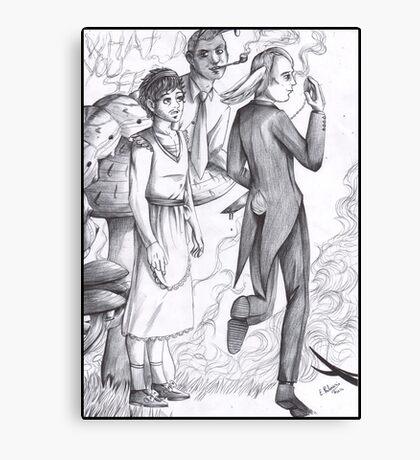 Hannibal - Wonderland Canvas Print