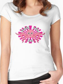 "Fruity Oaty Bar! ""OCTOPUS"" Shirt (Firefly/Serenity) Women's Fitted Scoop T-Shirt"