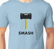 Super Smash Hammer Unisex T-Shirt