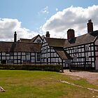 Boscobel House - The original Royal Oak? by David J Knight