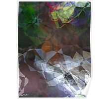 Abstract Polygons 78 Poster