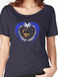 I LOVE SURFING. Women's Relaxed Fit T-Shirt
