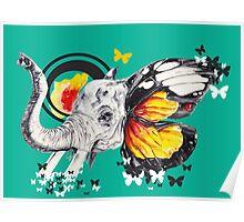 L'éléphant Magnifique Forever Poster