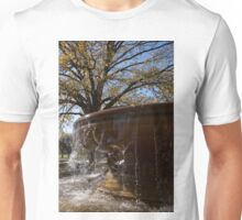 Water Curtains and Autumn Sunshine Unisex T-Shirt