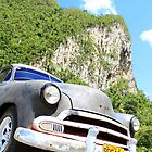 Oldtimer Cuba by Thomas Zagler