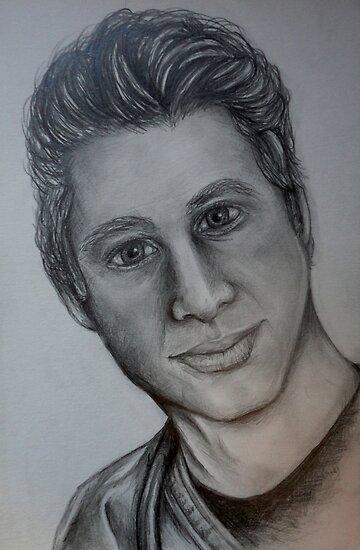 Zach braff by Andrew Taylor