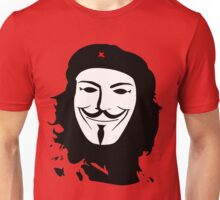 Anonymous Guevara Unisex T-Shirt