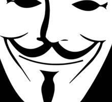 Anonymous Guevara Sticker