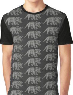 Triceratops dinosaur Graphic T-Shirt