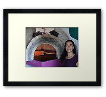 Pizza Italiana Framed Print