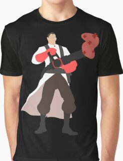 TF2 RED Medic Graphic T-Shirt