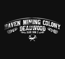 Haven Mining Colony Kids Clothes
