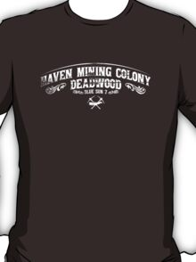 Haven Mining Colony T-Shirt