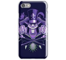 Doctor Hoodoo iPhone Case/Skin