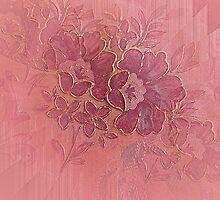 Digital flowers by Margherita Bientinesi