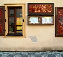 Czech Restaurant Prague by SerenaB