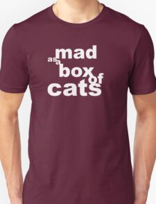 mad as a box(2) T-Shirt