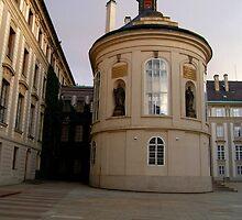 Prague Castle by SerenaB