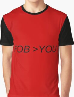 FOB>YOU Graphic T-Shirt