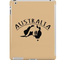 Australia. iPad Case/Skin