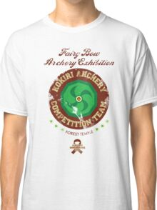 Fairy Bow Archery Exhibition Classic T-Shirt