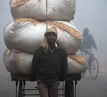Foggy Load by phil decocco
