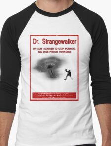 Dr. Strangewalker Men's Baseball ¾ T-Shirt