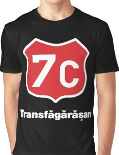 Transfagarasan, Best Road In The World Graphic T-Shirt
