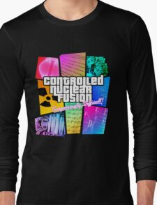 Controlled Nuclear Fusion - Surprisingly Difficult! Long Sleeve T-Shirt