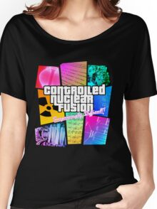 Controlled Nuclear Fusion - Surprisingly Difficult! Women's Relaxed Fit T-Shirt