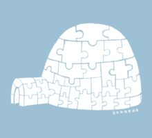 Puzzle Igloo Kids Clothes