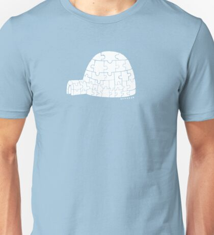 Puzzle Igloo Unisex T-Shirt