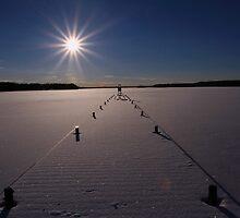 Sun Star by Chris Kiez