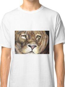 Lions face Classic T-Shirt