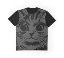The Startled Cat. Graphic T-Shirt