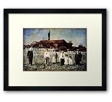 Ishii Family Farm Framed Print