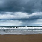 Storm at sea by mattcattell