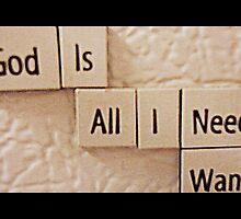 God Is... by graceforever57