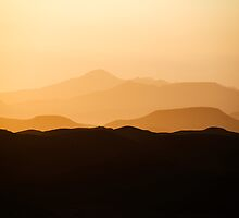 Namibian Dawn I by Graham Prentice
