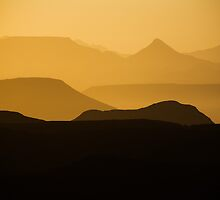 Namibian Dawn II by Graham Prentice