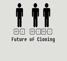 The Future of Cloning Unisex T-Shirt