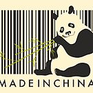 MADE IN CHINA by JazzberryBlue
