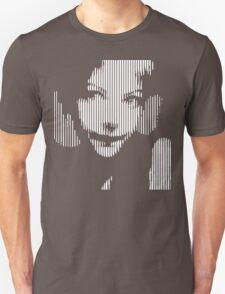 pic2line - Basak Portrait T-Shirt