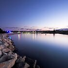 Bermagui Harbour by David Haworth