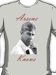 Arsene Knows T-Shirt