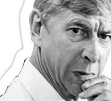 Arsene Knows Sticker